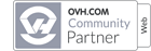 OVH Community Partner